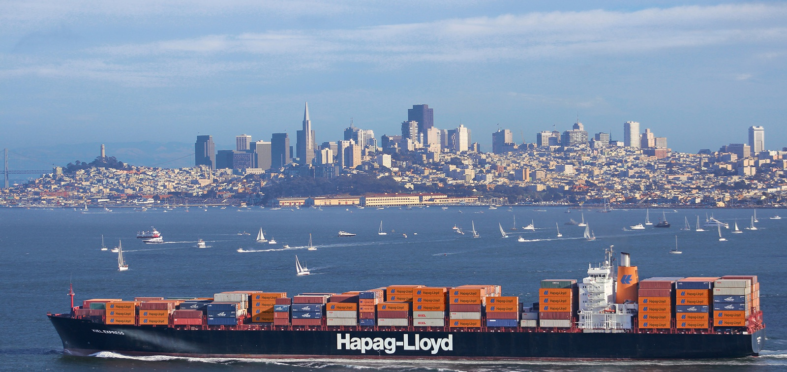 Maersk, Hapag-Lloyd set fuel fees for shippers ahead of IMO 2020