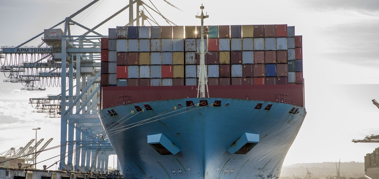 Maersk pledges net zero carbon emissions by 2050