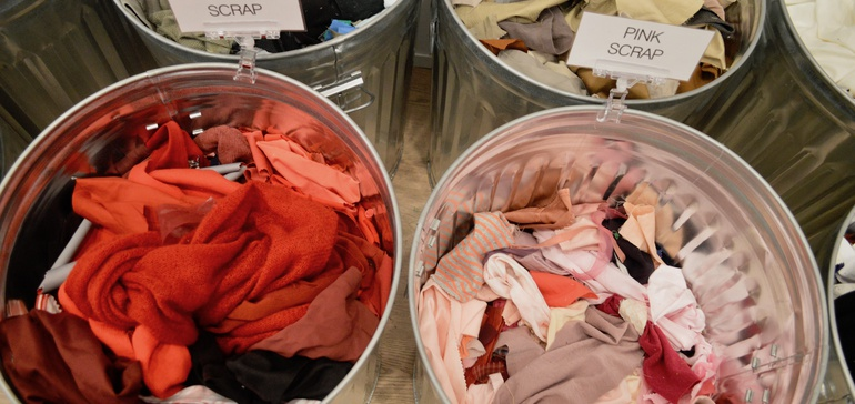 Why are fashion supply chains so wasteful?