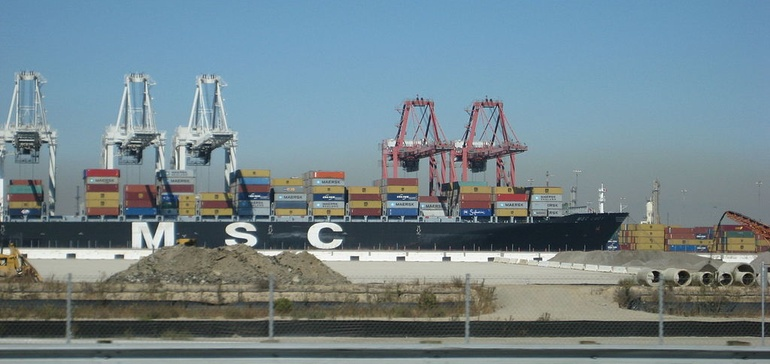 MSC gets $439M loan for 86 scrubbers