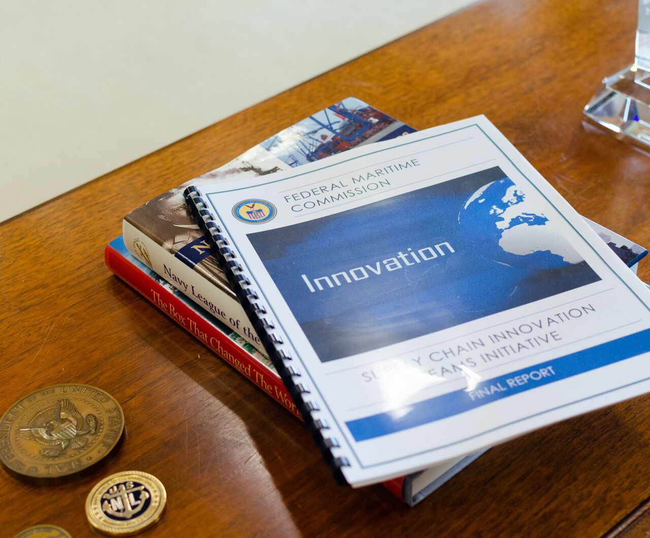 Federal Maritime Commission Innovation Report