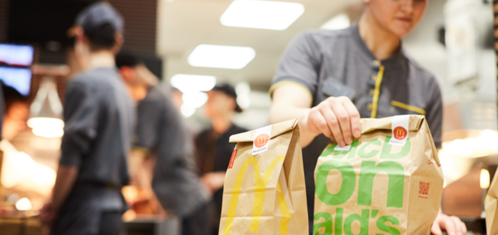 McDonald's expands delivery with Grubhub partnership