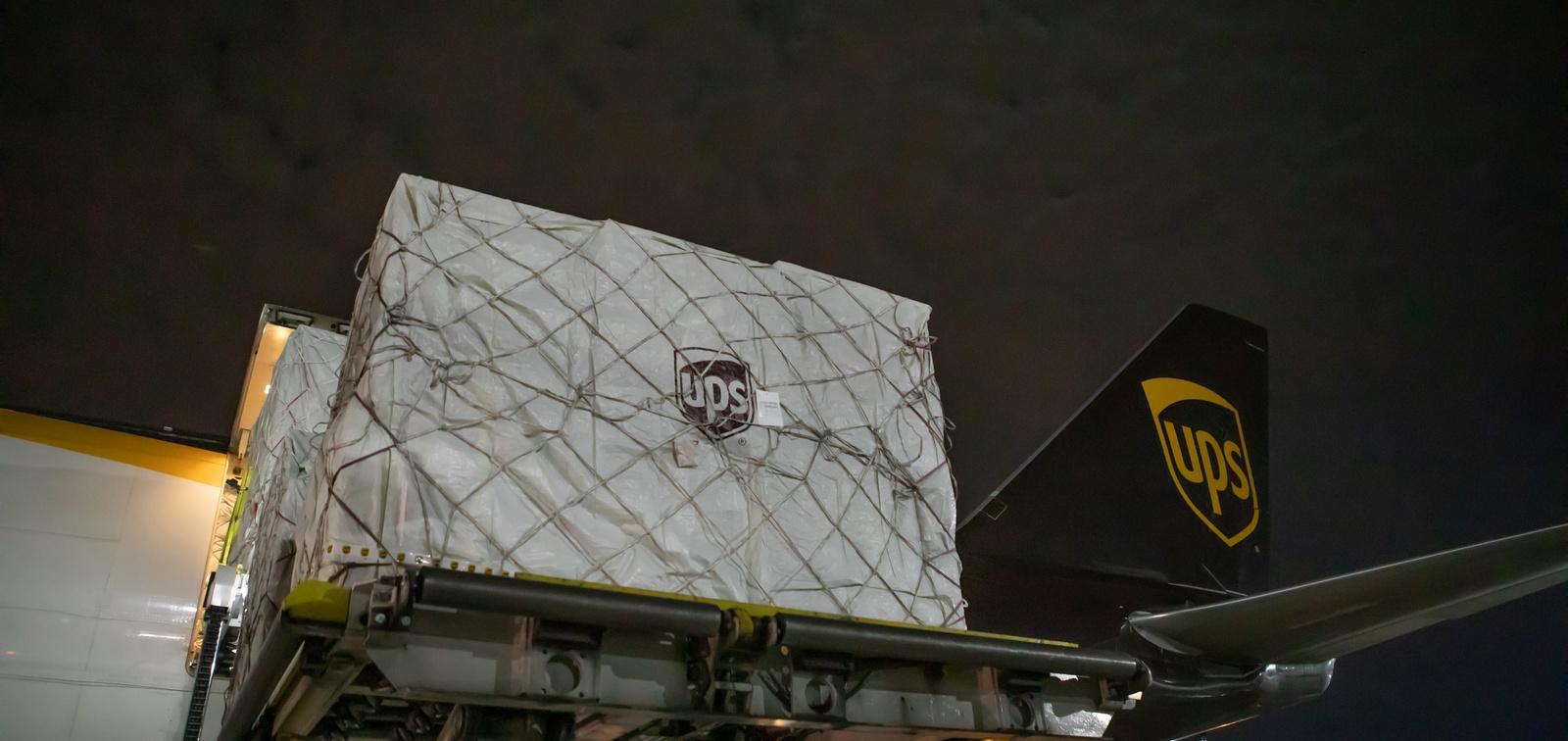 UPS amps up dry ice production to ready coronavirus vaccine distribution
