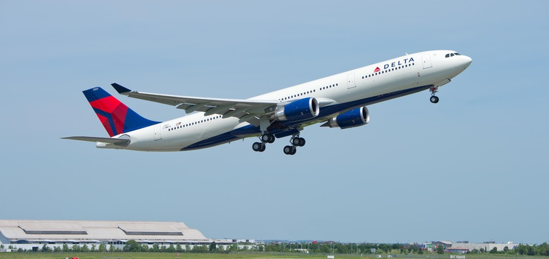 Delta teams up with Airbus on predictive analytics