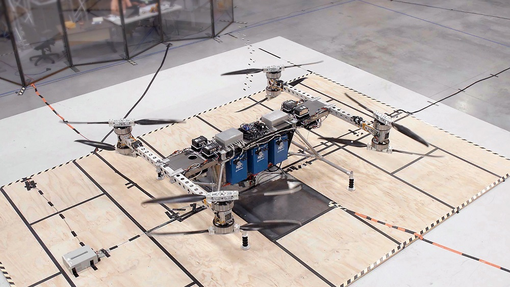 Boeing builds prototype of unmanned air cargo vehicle